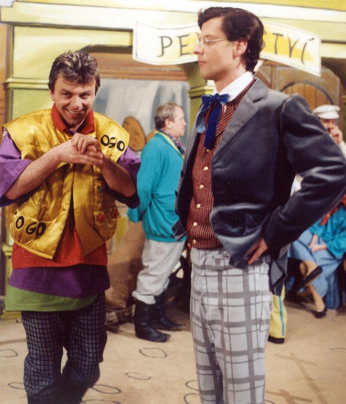 Kalhoty od krejčího ze Lhoty