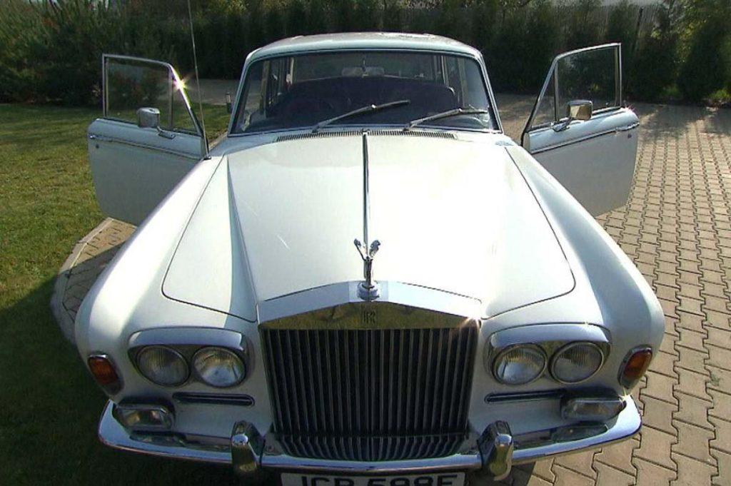 Rolls Royce Pavla Trávníčka